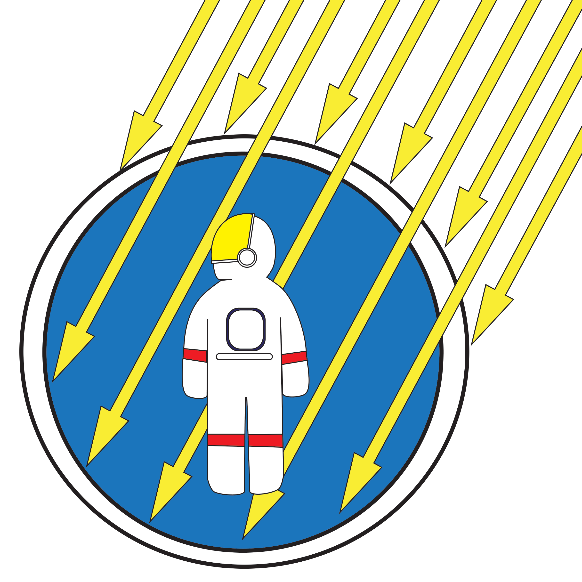 Galaxy clipart space mission. Radiation risks nasa hrp