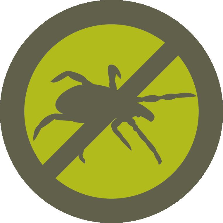 Disease clipart lyme disease. Ticks bugs mosquito squad