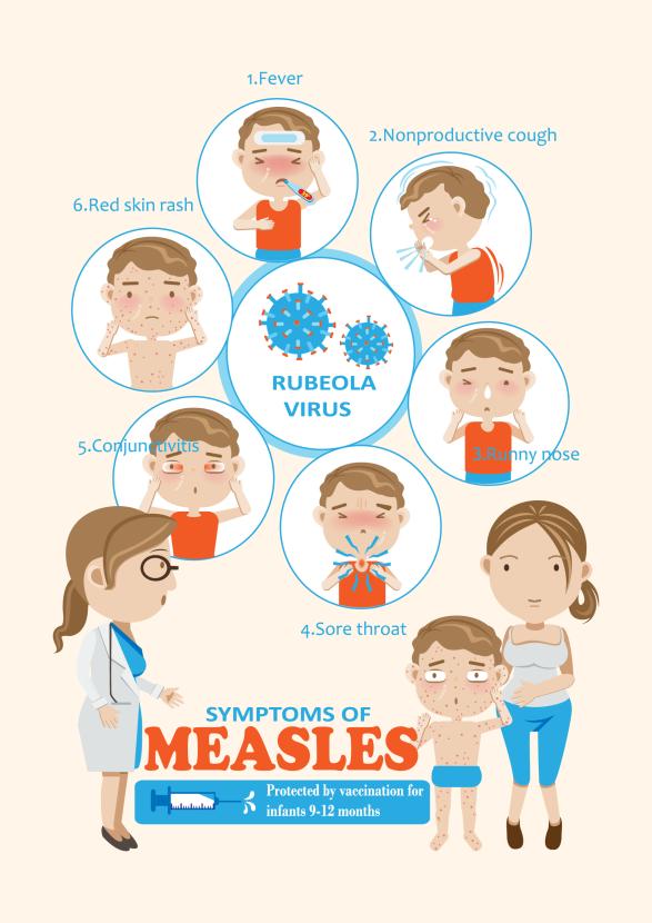 Measles . Disease clipart mmr vaccine