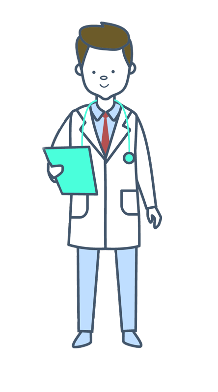 New patients ra testing. Disease clipart primary care physician