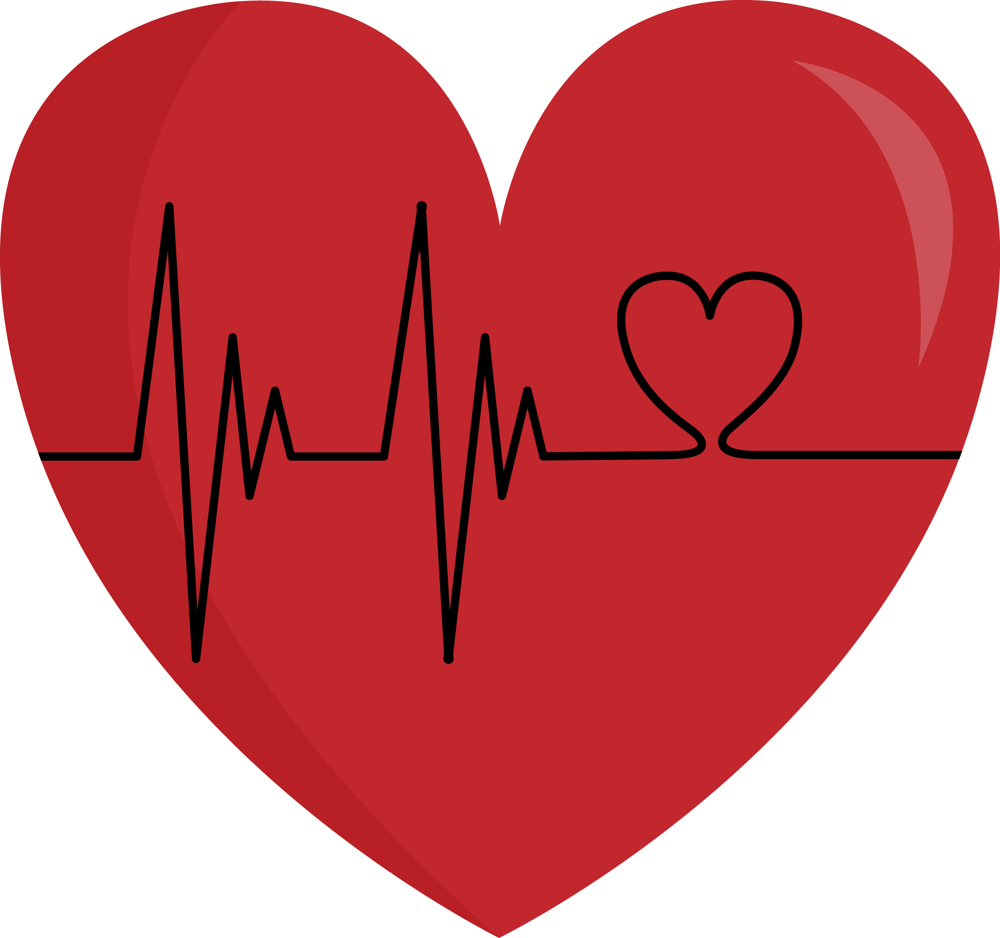 Cardiac group heartbeat heart. Hearts clipart doctor