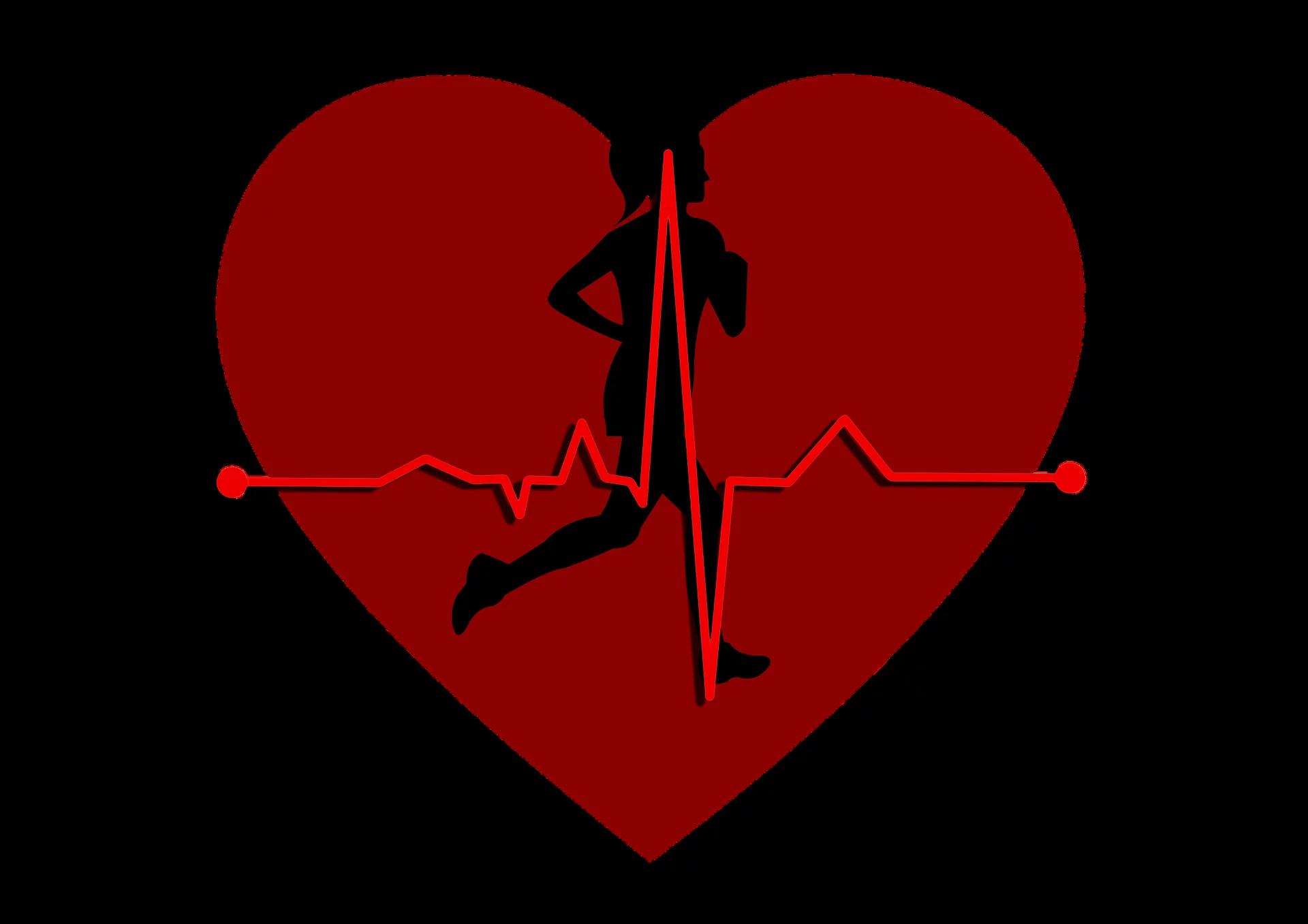 Heartbeat clipart irregular heartbeat.  leg foot problems