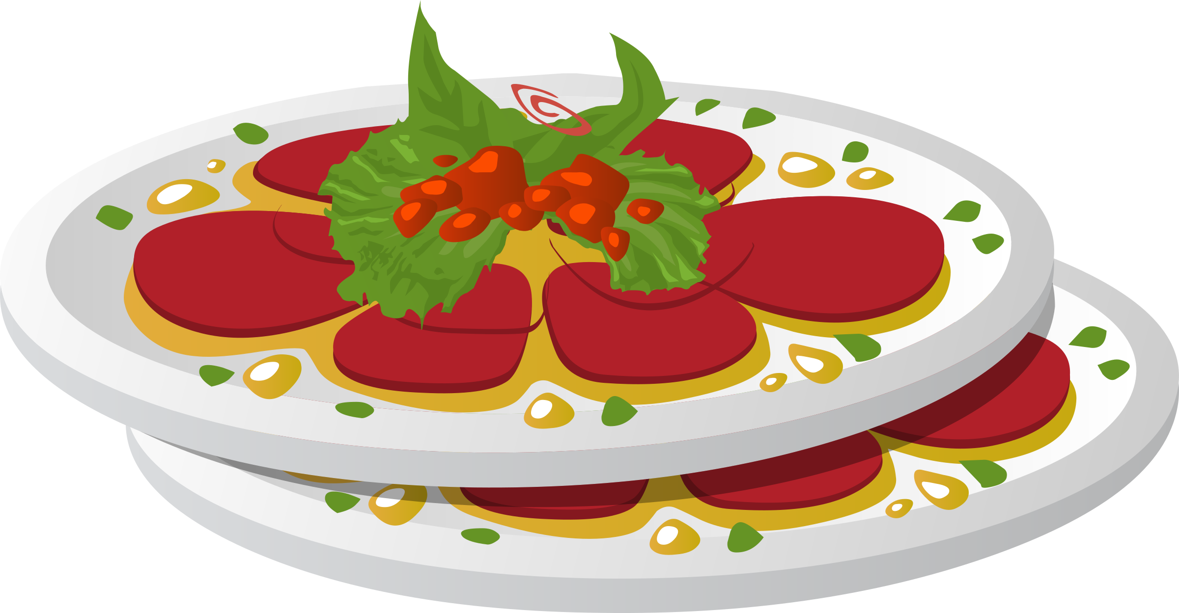 Strawberries clipart juicy. Food carpaccio icons png