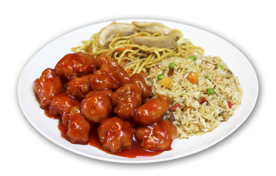 Combination plates china cafe. Plate clipart plate chinese