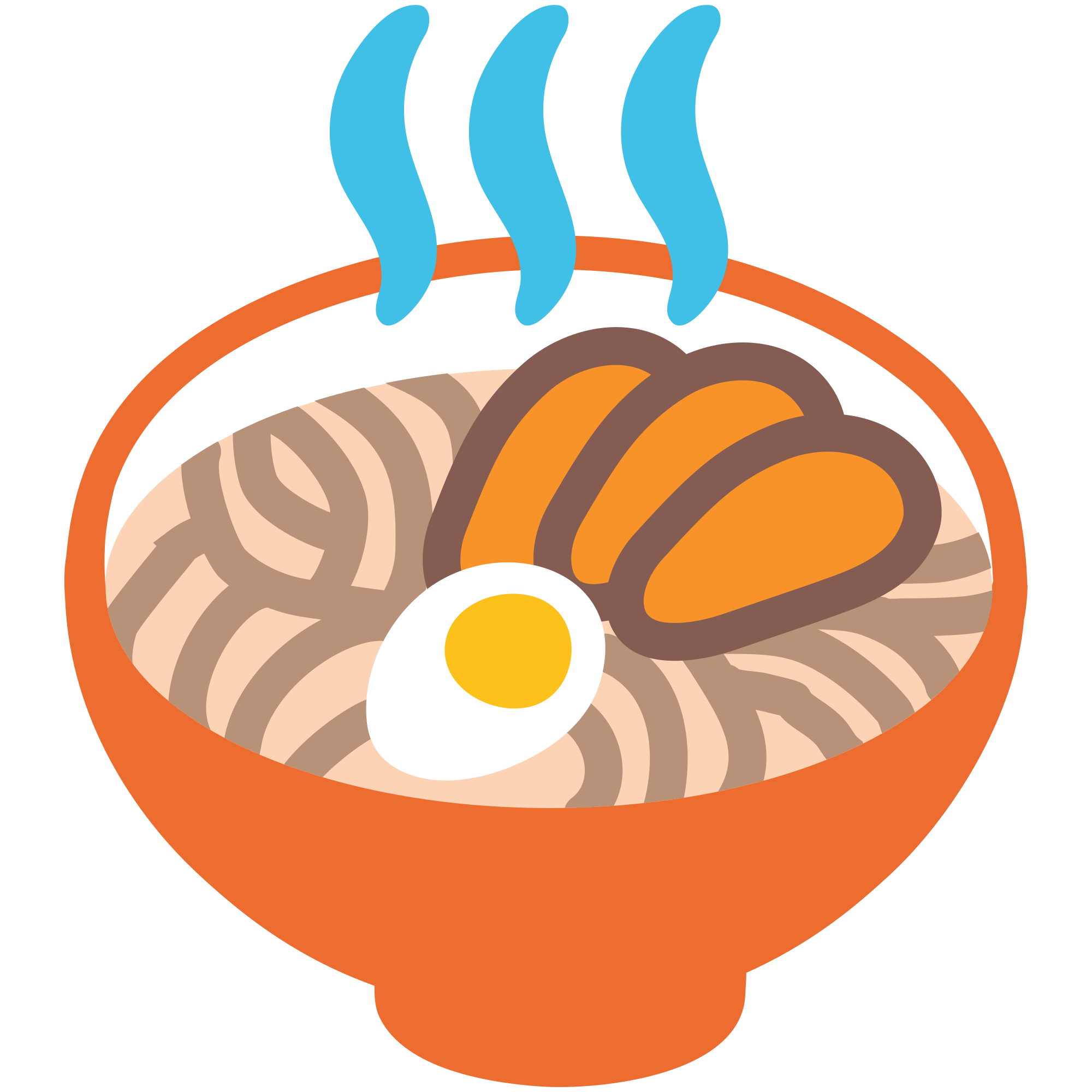 File emoji u f. Fries clipart roast fish