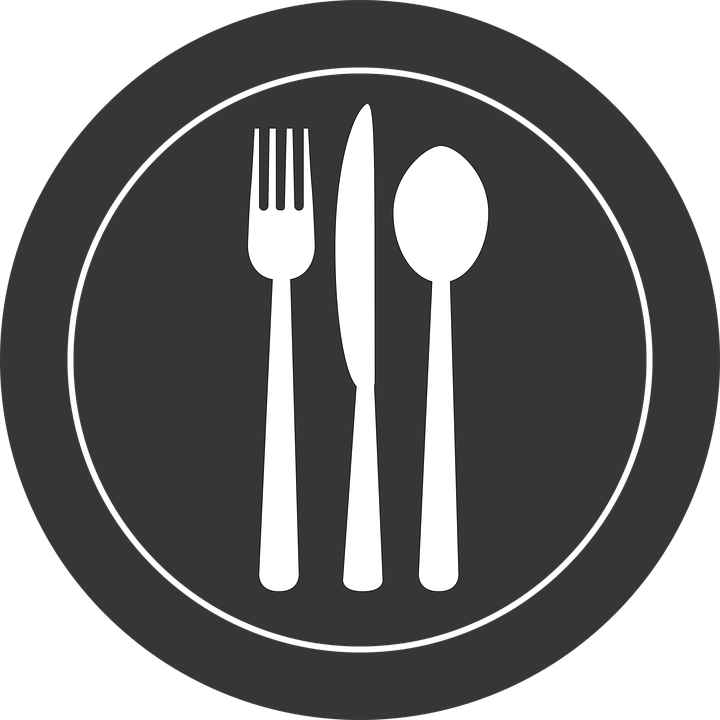 Dishes clipart plate silverware. Quarter plates limited all