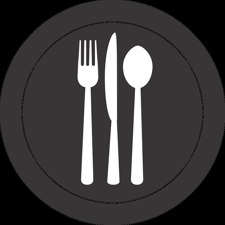 Knife Clipart Silverware Plate Knife Silverware Plate