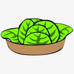 Vegetables clipart salad vegetable.