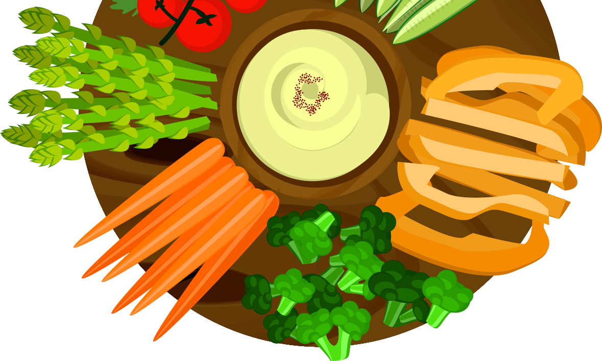 Soup clipart steamed vegetable. Raw or cooked vegetables