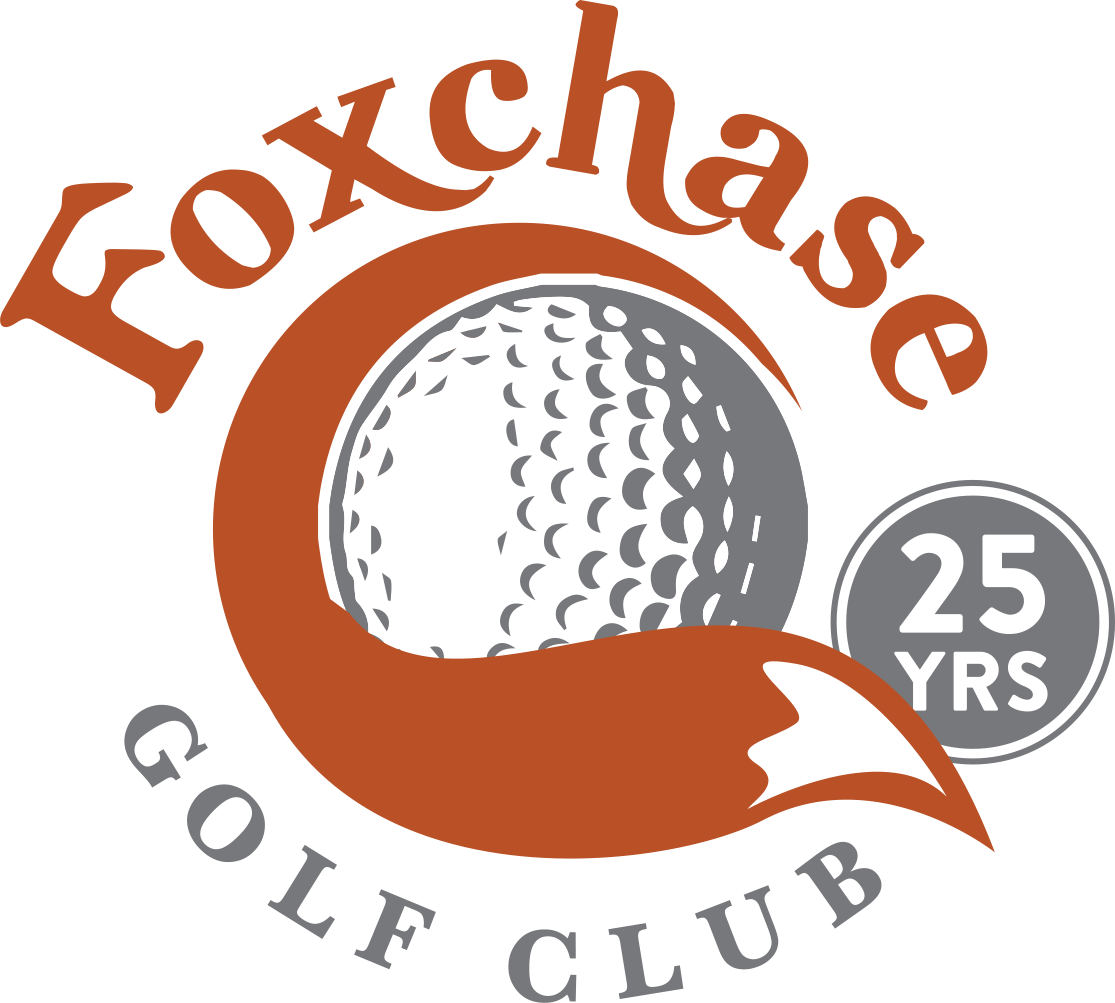 Foxchase banquet menus and. Golf clipart driving range