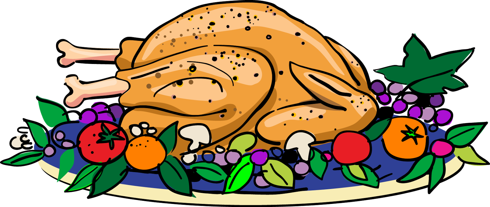 Queen clipart medieval maiden. Feast thanksgiving table free