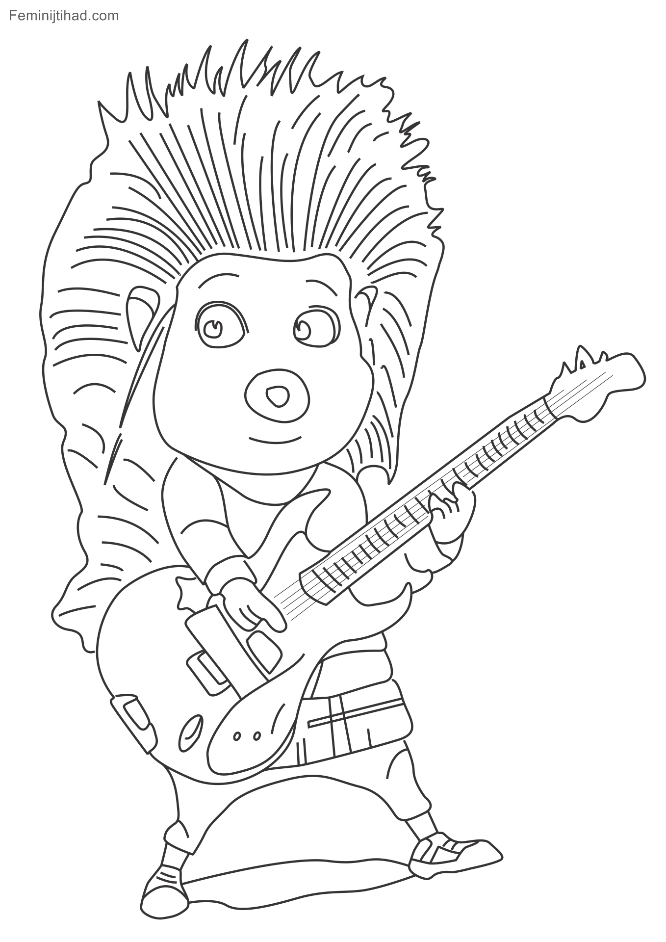 Poppy clipart colouring. Sing movie coloring pages