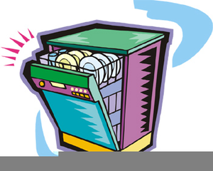 Dishwasher clipart. Free images at clker
