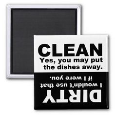 Dirty sign . Dishwasher clipart clean dishwasher