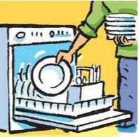 Dishwasher clipart load. Free cliparts download clip