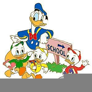Disney clipart back to school. Free images at clker