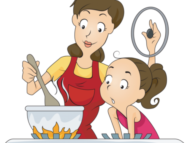 Cooking food prep graphics. Dad clipart baking