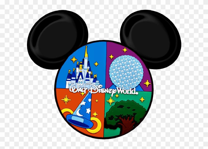 Disney clipart disney world. Mickey head png