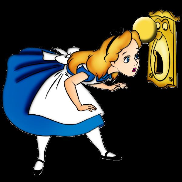 Alice in wonderland disney. Mother clipart strict