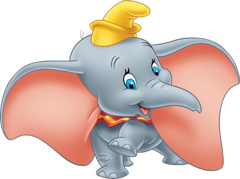 Image dumbo lovely png. Disney clipart elephant