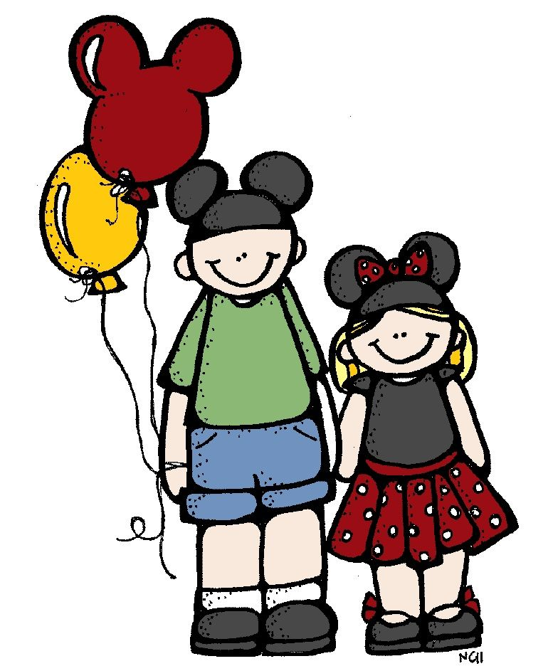 Pin on mickey mouse. Disney clipart family