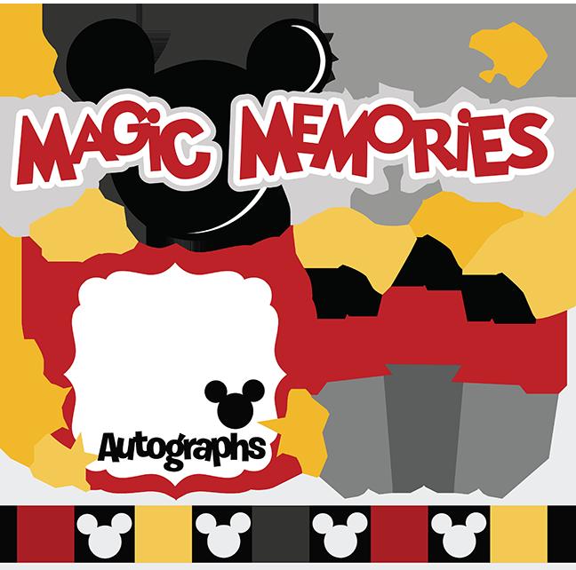 Memories clipart school. Magic svg cut files