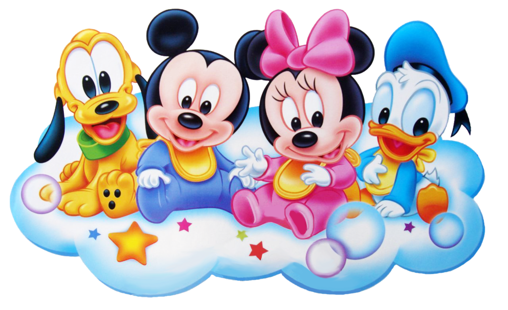 Baby mickey mouse pictures. Disney clipart group