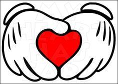 best clip art. Disney clipart heart
