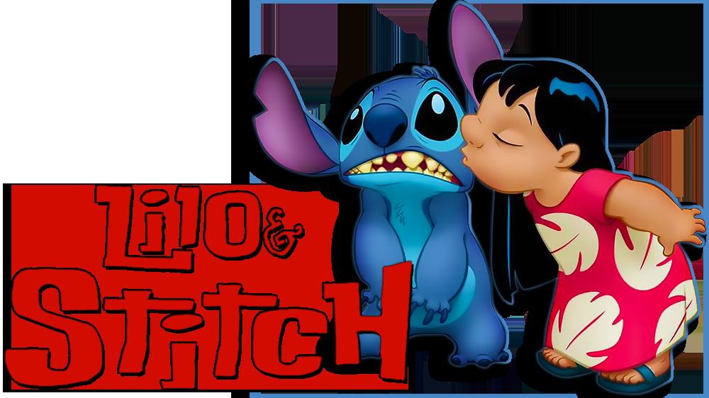 Stitch clipart pelekai. Image lilo d f