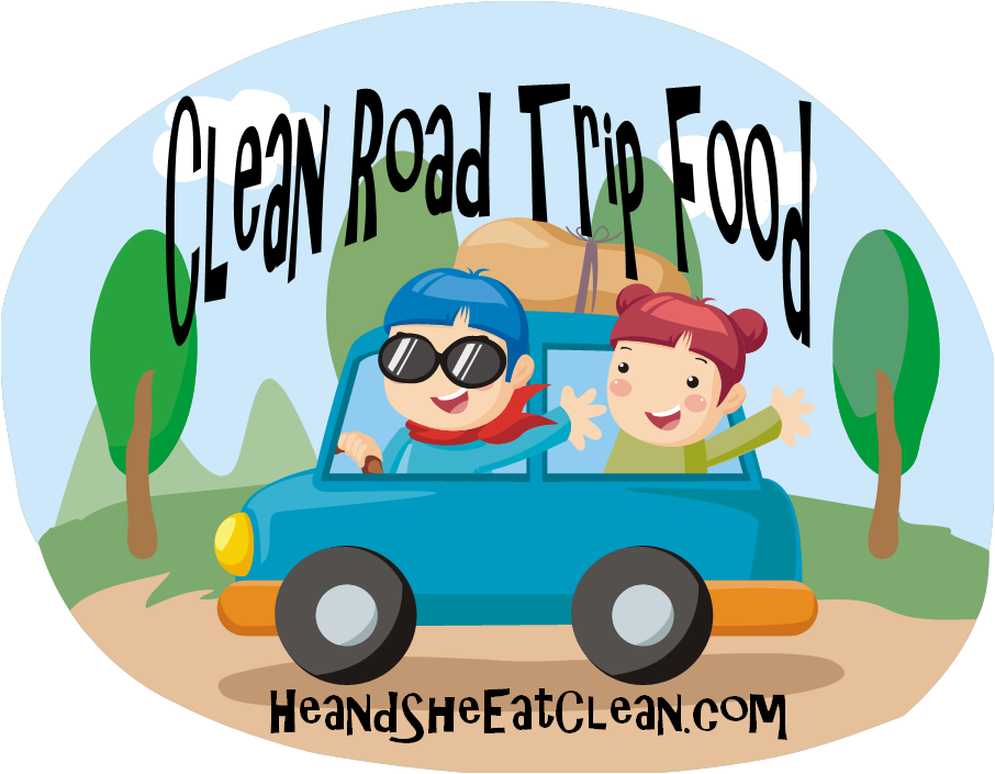 Clean eating food ideas. Disney clipart road trip