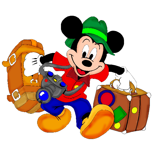 Free family travel cliparts. Disney clipart road trip