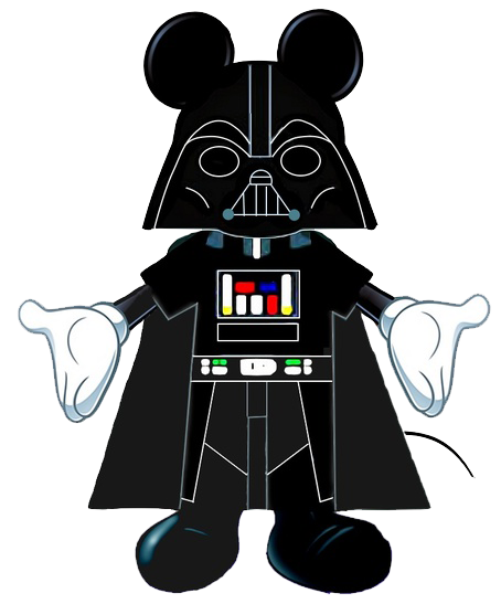 This is best Star Wars Clip Art #5521 Star Wars Mickey Mouse ...