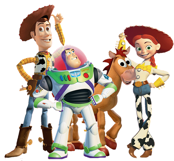 Disney Clipart Toy Story Disney Toy Story Transparent Free For