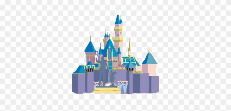 Sleeping beauty cute disney. Palace clipart beautiful castle