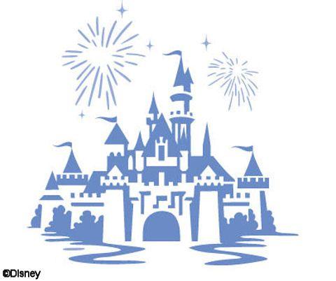 Disneyland clipart drawing. Cinderella castle disney world