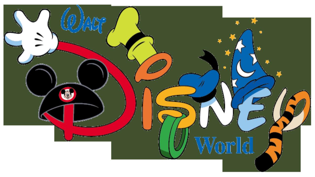 Disneyland clipart lettering. Resort goals logo