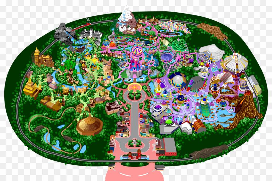 Png park disney california. Disneyland clipart map disneyland
