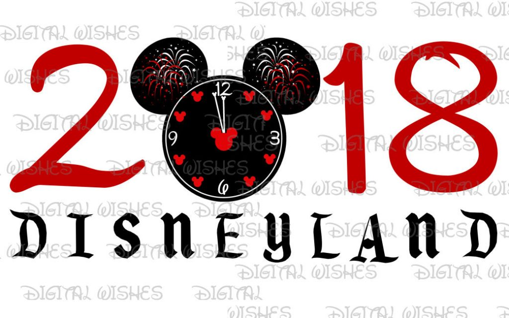 Disneyland clipart new year. Look at clip art