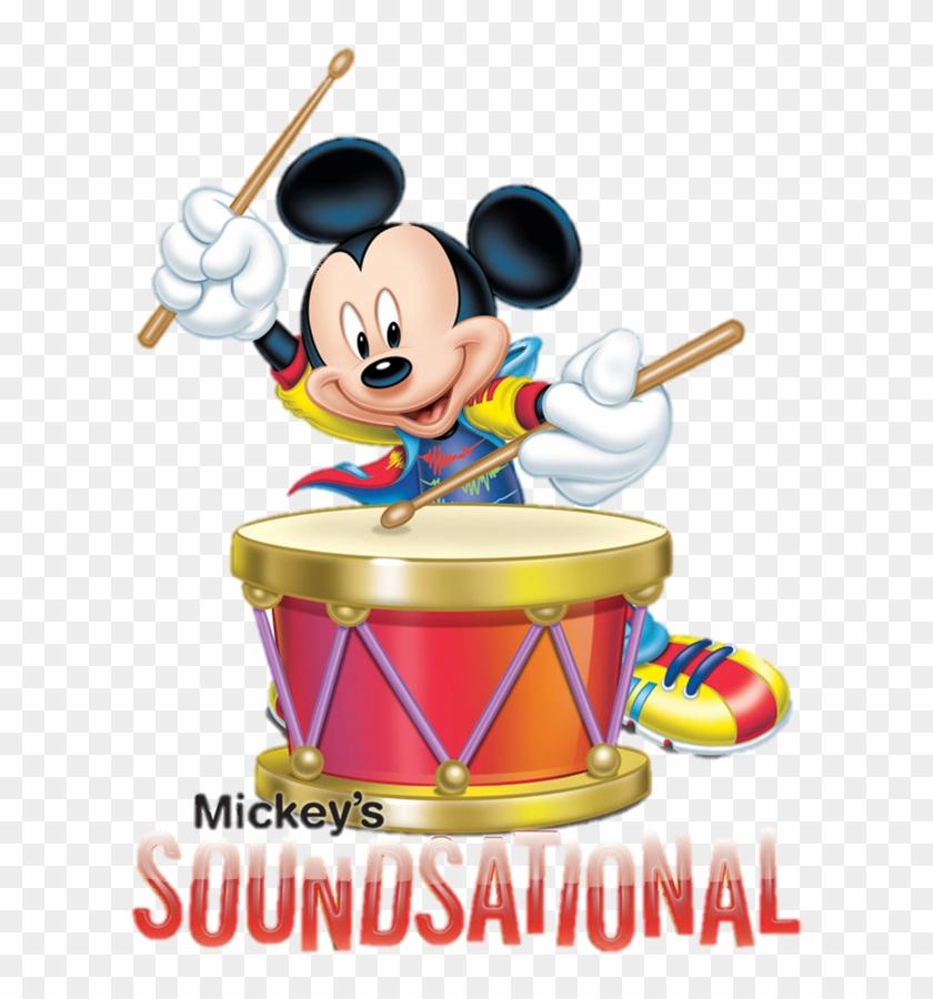 Soundsational . Disneyland clipart parade disney