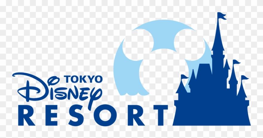 Disneyland clipart sign disneyland. Symbol tokyo disney resort