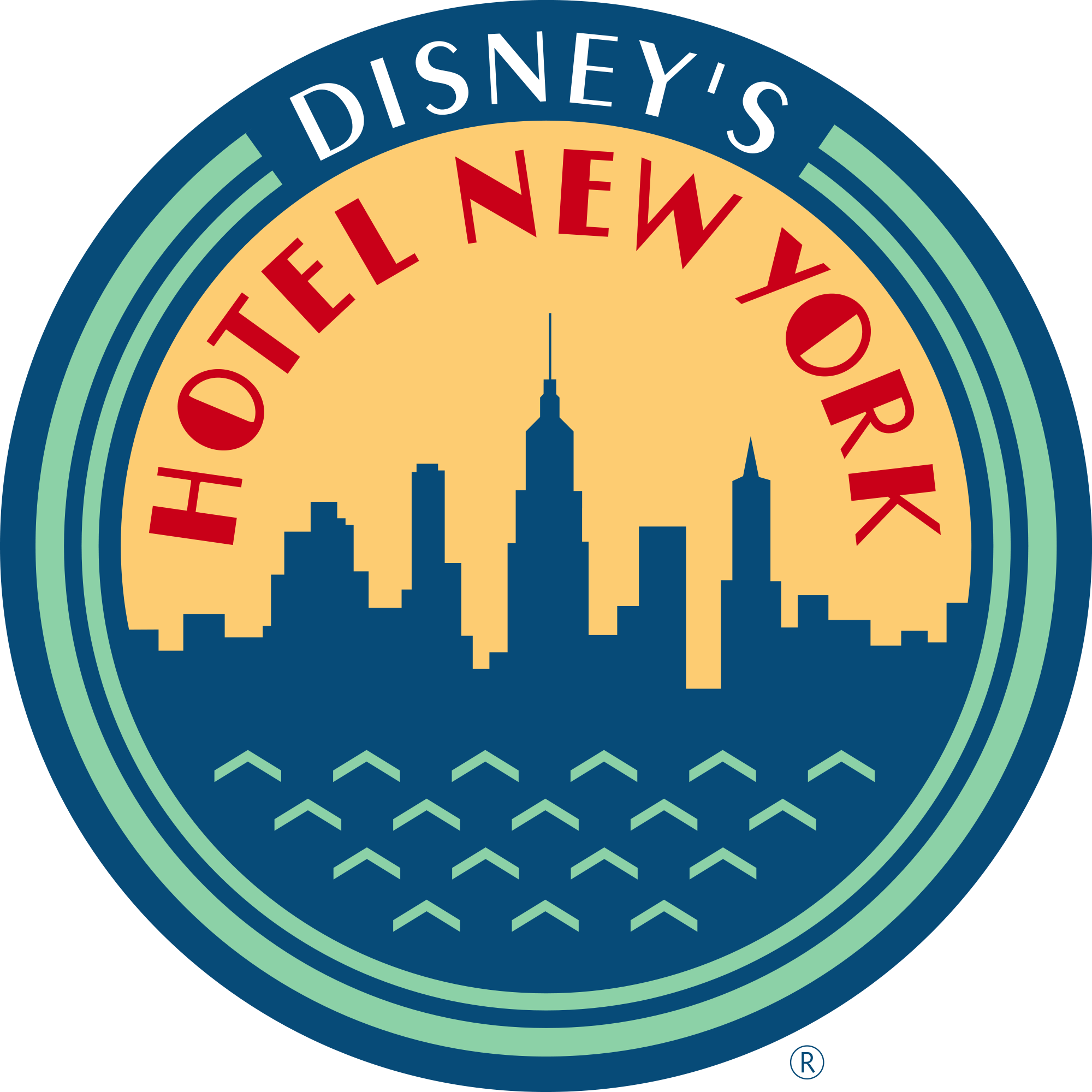 Disneyland clipart vacation disney. S hotel new york