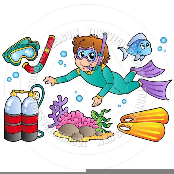 diver clipart clip art