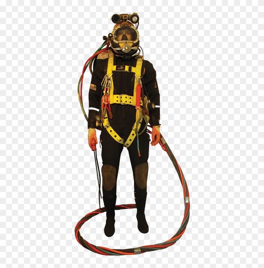 Diving costume pinclipart . Diver clipart commercial diver