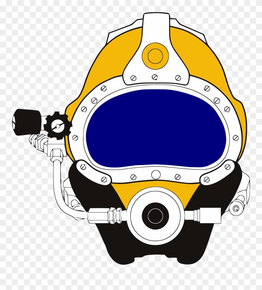 Diver clipart commercial diver. Helmet navy logo diving
