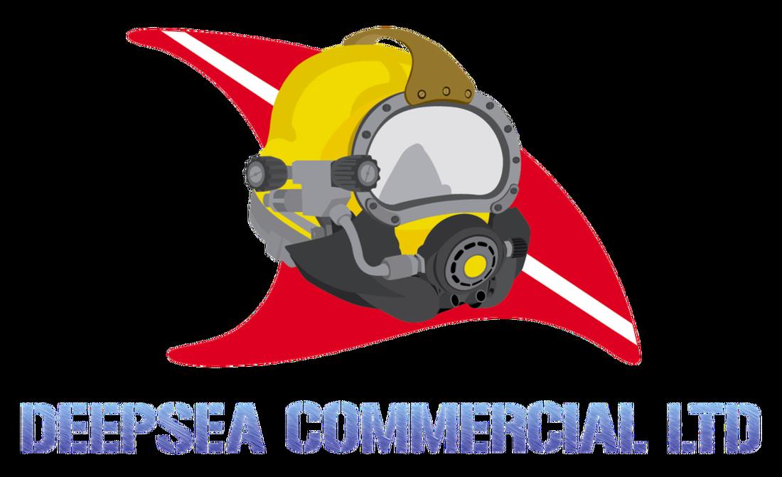 Diver clipart commercial diver. Deepsea limitedcommercial diving services