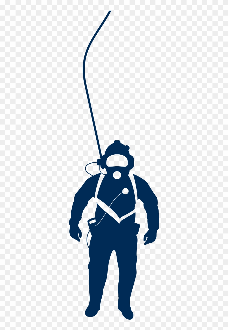 Image freeuse blue abyss. Diver clipart deep sea diving