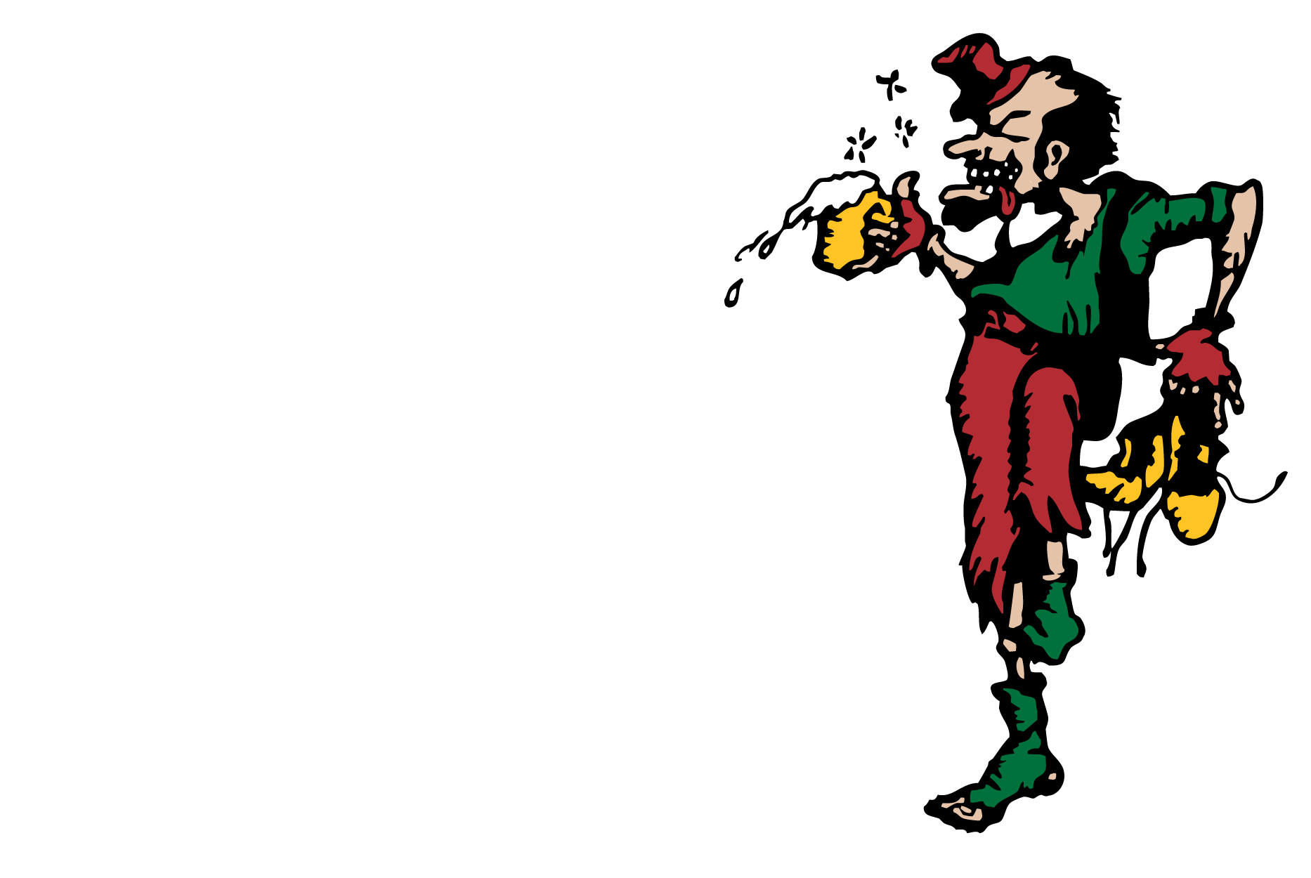 Streeter s tavern downtown. Diver clipart diving block