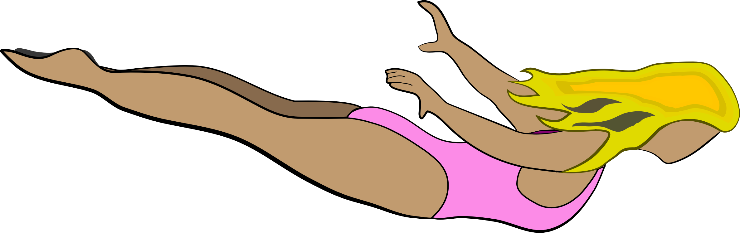 Holy big image png. Diver clipart female