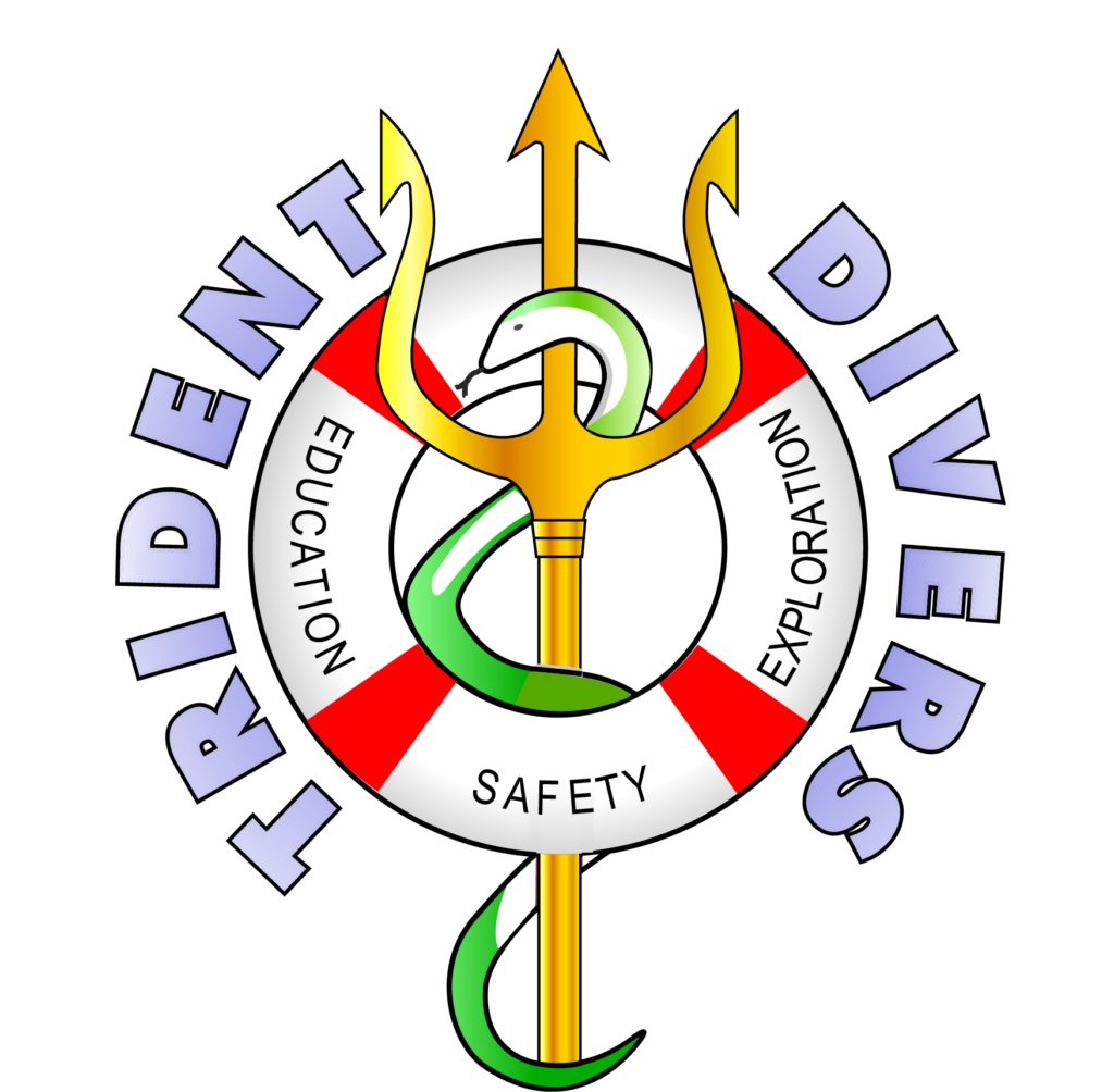 Trident divers scuba and. Diver clipart marine science
