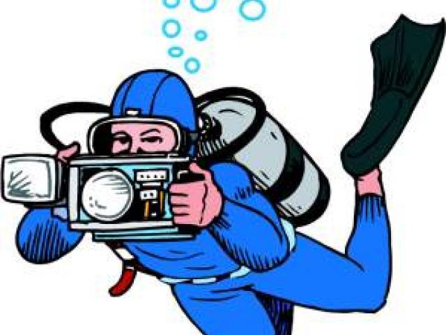 Free underwater download clip. Diver clipart ocean diver